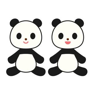 パンダの写真素材 [FYI00073744]