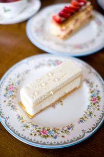 ケーキの写真素材 [FYI00073834]