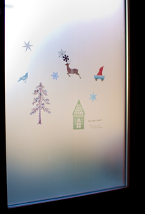 クリスマスの素材 [FYI00073836]