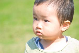 子供の写真素材 [FYI00073867]