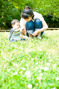 親子の写真素材 [FYI00073876]