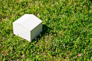 住宅の写真素材 [FYI00073881]