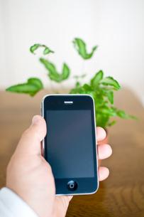携帯電話の写真素材 [FYI00073945]