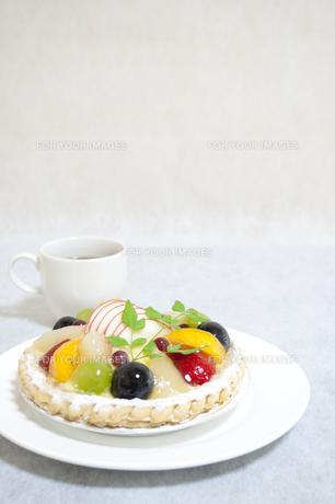 ケーキの写真素材 [FYI00074078]
