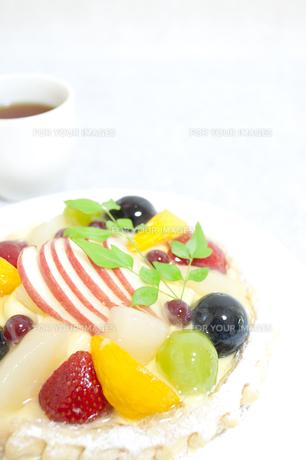 ケーキの写真素材 [FYI00074089]