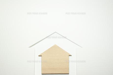 家の写真素材 [FYI00074121]