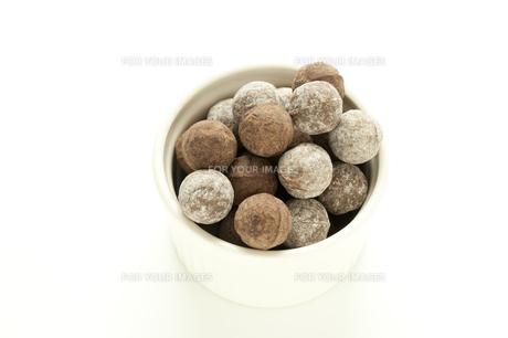 チョコレートの写真素材 [FYI00074216]