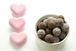 チョコレートの写真素材 [FYI00074226]