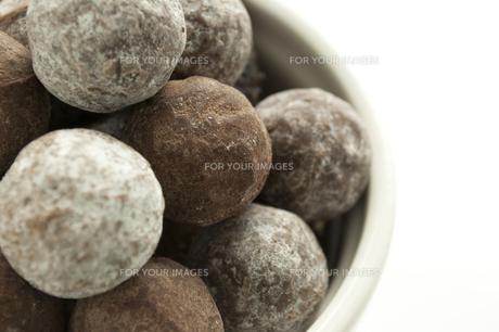 チョコレートの写真素材 [FYI00074245]