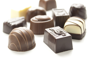 チョコレートの写真素材 [FYI00074272]