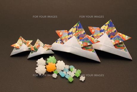 折り紙の写真素材 [FYI00074361]