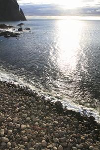 刀掛岩の写真素材 [FYI00074649]