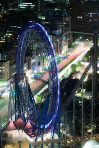 東京夜光の写真素材 [FYI00075314]