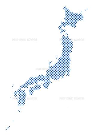日本地図の写真素材 [FYI00075426]