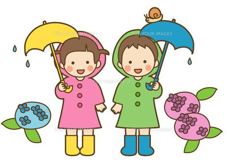 梅雨の写真素材 [FYI00075443]
