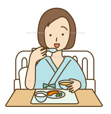 病院食の写真素材 [FYI00075512]