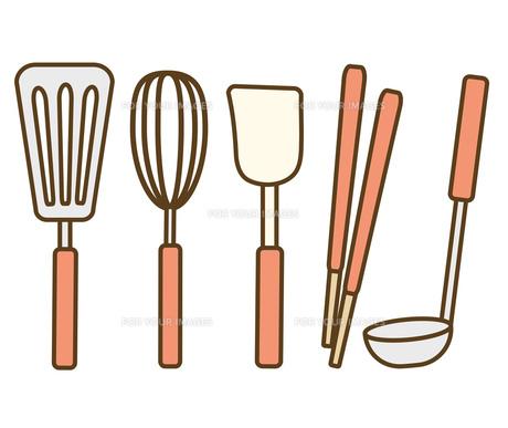 キッチン用品の写真素材 [FYI00075530]