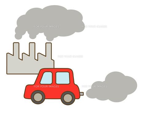 大気汚染の素材 [FYI00075532]