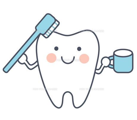 歯みがきの写真素材 [FYI00075566]