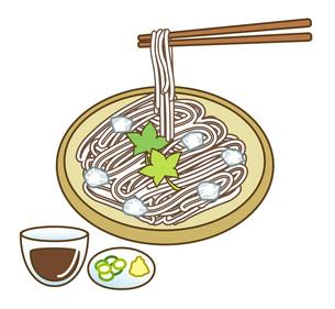 素麺の写真素材 [FYI00075586]