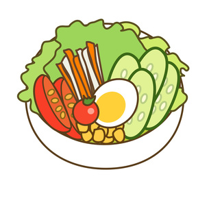 野菜サラダの写真素材 [FYI00075595]