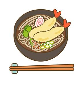 蕎麦の写真素材 [FYI00075598]