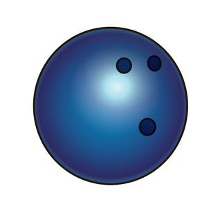 ボウリングボールの写真素材 [FYI00075616]