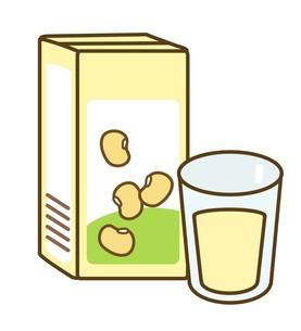 豆乳の写真素材 [FYI00075665]