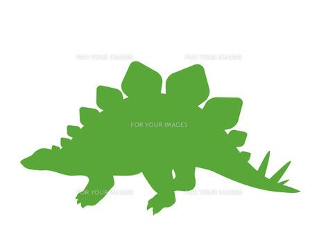 ステゴサウルスの写真素材 [FYI00075668]