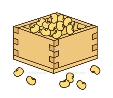 節分の豆の素材 [FYI00075681]