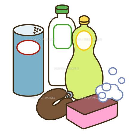 台所用洗剤の写真素材 [FYI00075719]