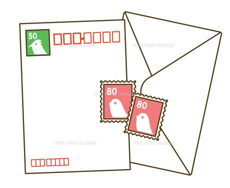 郵便物の写真素材 [FYI00075720]