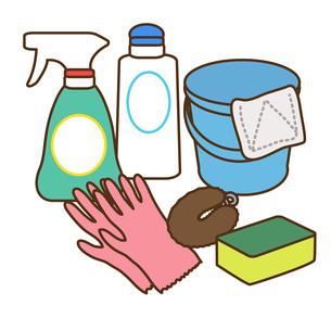 掃除用具の写真素材 [FYI00075772]