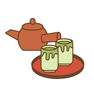 お茶の写真素材 [FYI00075803]
