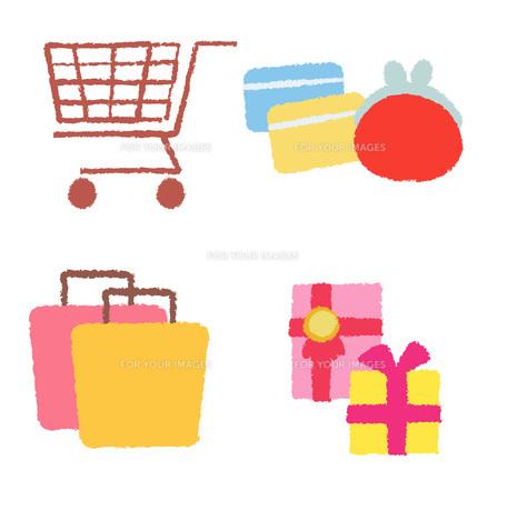 買い物イメージの写真素材 [FYI00075929]