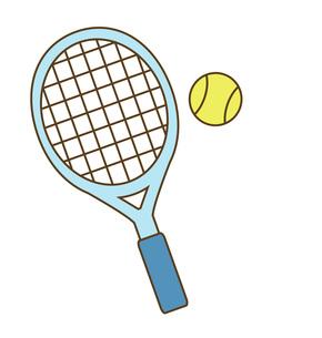 テニスの写真素材 [FYI00075947]