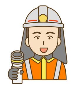 消防士の写真素材 [FYI00075992]