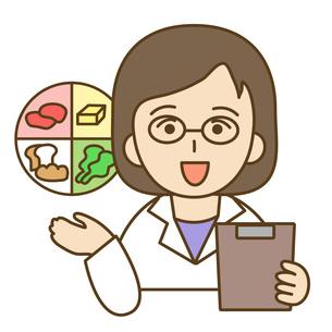 栄養士の写真素材 [FYI00075996]