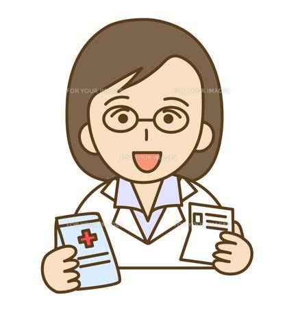薬剤師の写真素材 [FYI00076008]