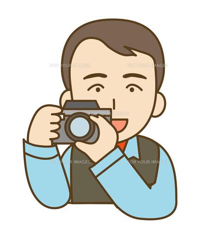 カメラマンの写真素材 [FYI00076013]