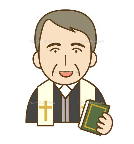 神父の写真素材 [FYI00076022]