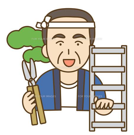 庭師の素材 [FYI00076031]