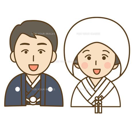 和装の結婚の写真素材 [FYI00076045]