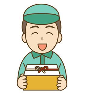 贈答品の宅配の写真素材 [FYI00076074]