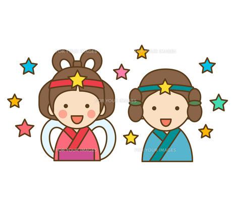 織姫と彦星の写真素材 [FYI00076173]