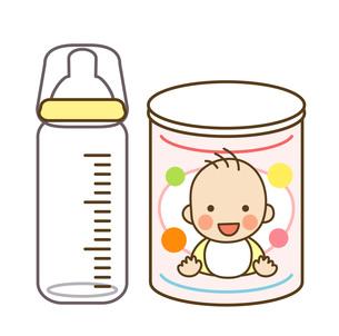 粉ミルクの素材 [FYI00076187]