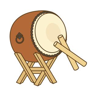 和太鼓の写真素材 [FYI00076201]