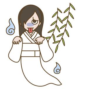幽霊の写真素材 [FYI00076240]