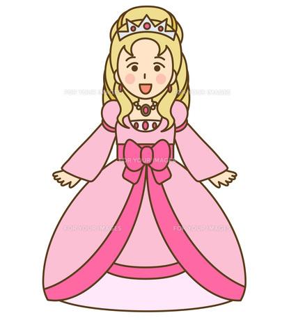 お姫様の写真素材 [FYI00076266]