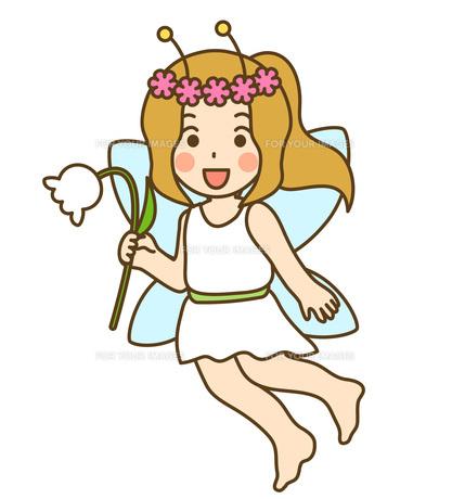 妖精の写真素材 [FYI00076275]
